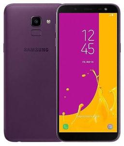 Samsung J6 2018 purple