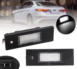 LED osvjetljenje tablica Alfa Romeo 147 156 159 166