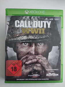 Xbox One Call of Duty World War II WWII