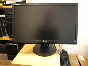 """LG LED monitor Full HD 24"""""""