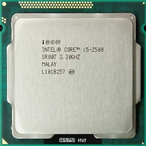 Procesor I5 2500 3.3 Ghz