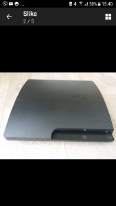 "PlayStation 3 Slim ""BLACK SPECIAL EDITION"""