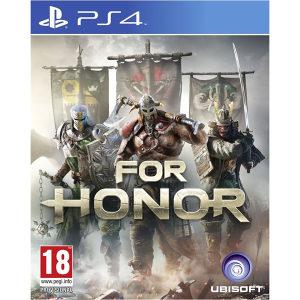 For Honor Standard Edition PS4 - 3D BOX - BANJA LUKA