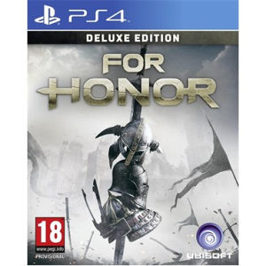 For Honor Deluxe Edition PS4 - 3D BOX - BANJA LUKA
