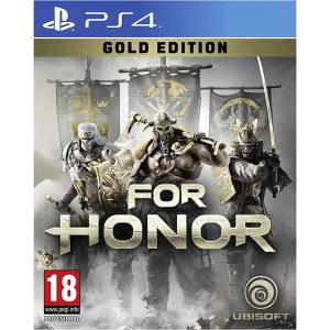 For Honor Gold Edition PS4 - 3D BOX - BANJA LUKA
