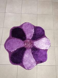 Cvjet od svile dekorativni podni prostirac