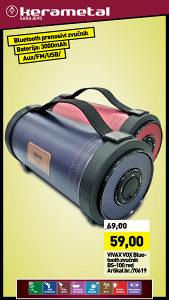 VIVAX VOX Bluetooth zvučnik BS-100