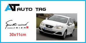 Stikeri i auto naljepnice/naljepnica SPORT MIND SEAT