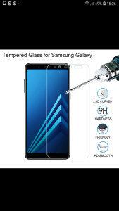 Samsung A5 2017 zastitno staklo/ Tempered glass