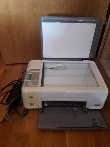 HP PSC 1510 printer,scener i copir u jednom.