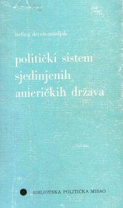 Antoljak – Politički sistem SAD