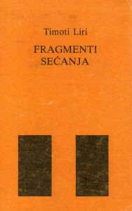 Timoti Liri – Fragmenti sećanja