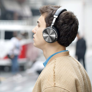 BLUEDIO T4 wireless bluetooth slušalice razne boje