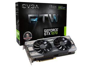EVGA GeForce GTX 1070 8GB