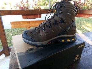 Quest 4D 3 Gtx planinarske čizme br.42 2/3 ( 27 cm )