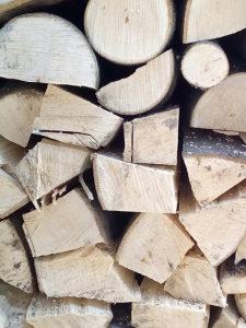 Drva za ogrijev  na vrecu
