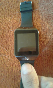 Samsung galaxy gran neo plus i smart watch DZ-09