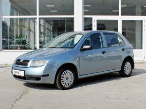 Škoda Fabia 1.4 MPI 60 KS