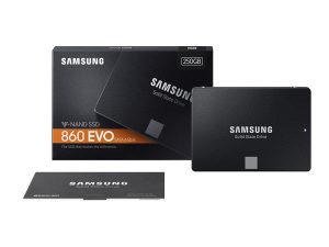 SSD Samsung 860 EVO 250GB 550/520 MBps