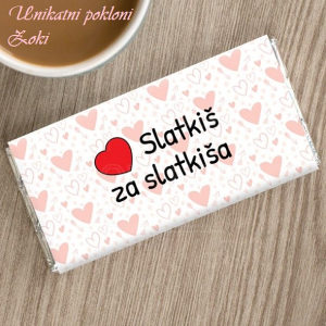 Personalne čokolade