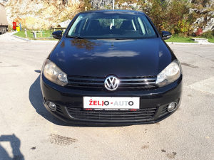 VW GOLF 6 1.2 TSI 2012 g. (Registrovan do 07/2019)