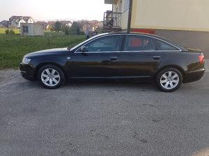 Audi A6 3.0 QUATRO,2006,šaltač,BiXenon,1 VLASNIK, ZEDER