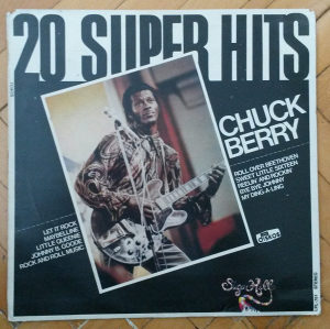 Chuck Berry ‎– 20 Super Hits
