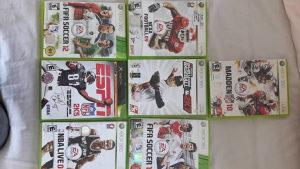 Xbox 360 igre 7 za 15km