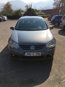 VW Golf 5 2.0 4MOTION
