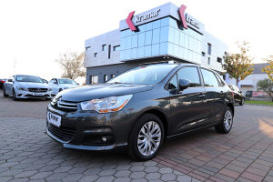 Citroen C4 1.6 e-HDI Automatik Business Class Novi
