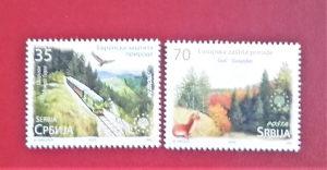 SRBIJA ZAŠTITA PRIRODE 2015 /nežigosano/