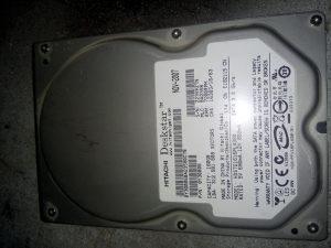 Hdd Hitachi Hard disc 160 gb sata