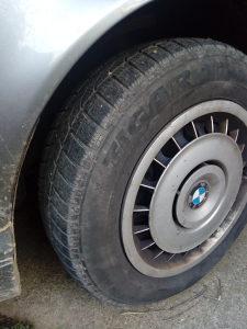 Gume I feluge BMW e46