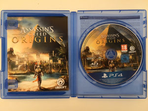 Assasin Creed Origins PS4