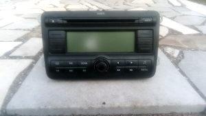 Skoda Fabia Octavia orginalni radio CD
