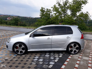 Volkswagen vw golf 5 2.0 gti model 2006