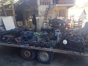 Djelovi za Traktor Huriman H 468.488  Prestige