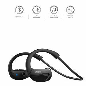 Aukey bluetooth wireless slušalice