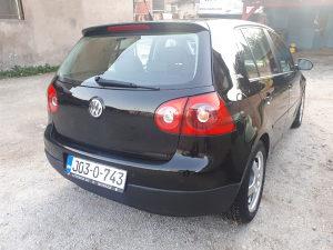 Volkswagen Golf 1.9 77kw 2006god.