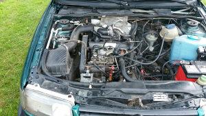 Motor volkswagen 1.9 TD 55kw 96g.p