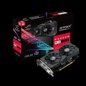 ASUS Strix GAMING RX 560 / RX560 4GB 128bit Novo!!!