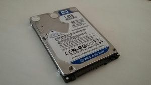 Hard Disk WD Scorpio Blue 1TB 2.5