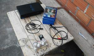 Play Station 2 + igrice