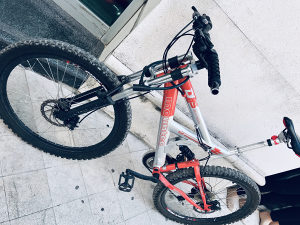 DHS MOUNTAIN BIKE FULL Suspenzion