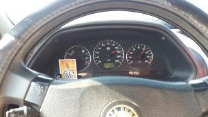 Alfa 145 plin sekvent nove gume registrovana