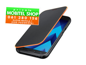 Original Samsung A5 2017 Neon Flip Cover Futrola