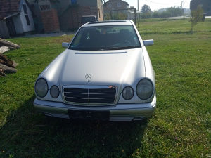 Mercedes 200 E
