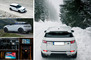 Range Rover Evoque 4WD SD4 DYNAMIC
