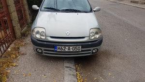 Renault Clio 1.2 16v 2001 reg do 12/2018