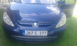 Peugeot 307 HDI 2.0 , 100 Kw